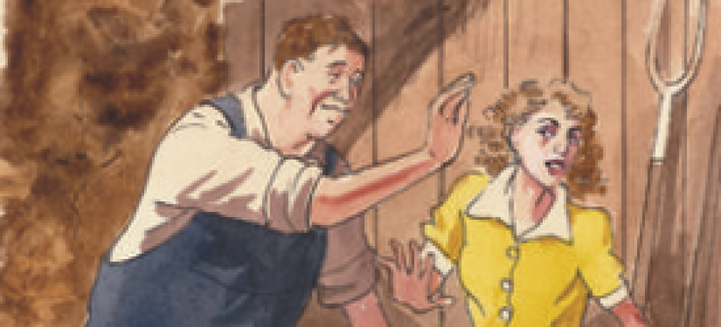 impressions of curleys wife Gcse exam essays of mice and men: graded with examiner's comments get more of mice and men essays here  curley's wife doesn't really have much power in the .
